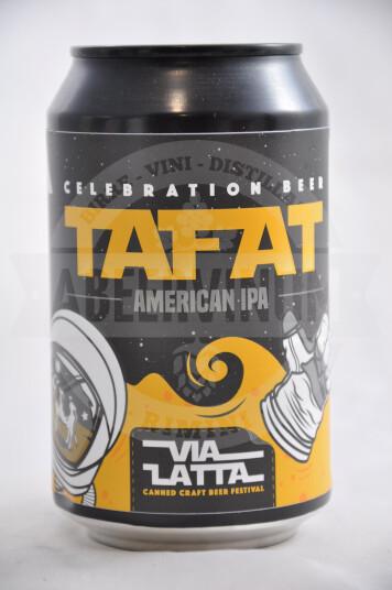 Birra Mister B Tafat Lattina 33cl