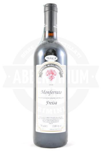 Vino Freisa Monferrato DOC 2018 - Tenuta Migliavacca