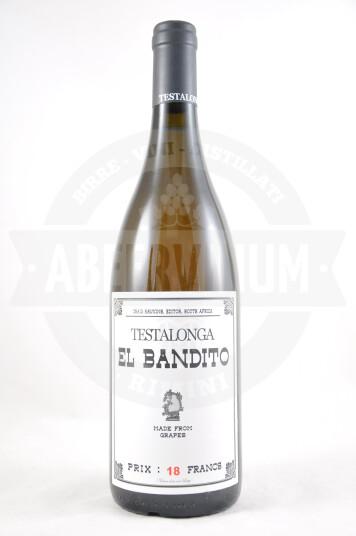 Vino Sudafricano El Bandito Skin - Testalonga