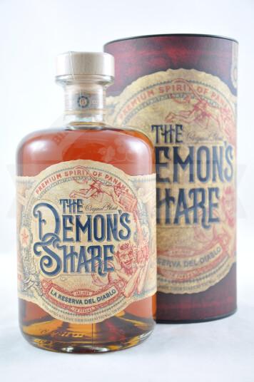 Rum The Demon's Share - La Reserva del Diablo 70cl - Bodegas de America