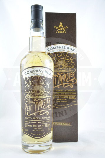 Whisky The Peat Monster Compass Box 70cl