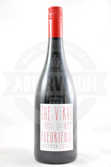Vino Australiano The Verve Free Red 2016 - Salomon Estate