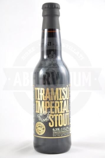 Birra Tiramisù Imperial Stout 33cl