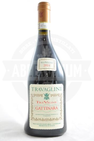 Vino Tre Vigne Gattinara DOCG 2014 - Travaglini Giancarlo