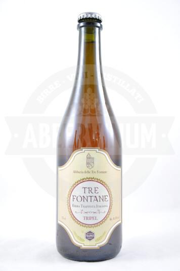 Birra Tre Fontane Triple 75cl