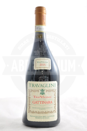 Vino Tre Vigne Gattinara DOCG 2015 - Travaglini Giancarlo