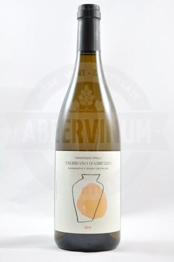 Vino Trebbiano d'Abruzzo DOC 2015 (Anfora) - Francesco Cirelli