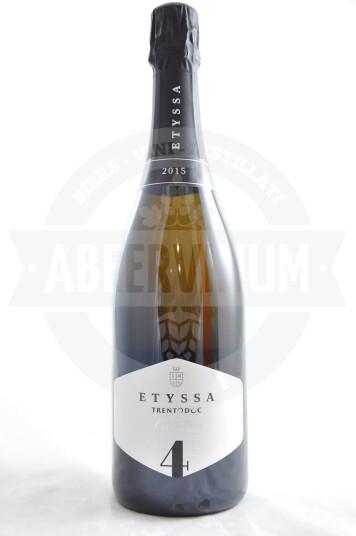 Vino Trento Extra Brut DOC Cuvée N°4 2015 - Etyssa