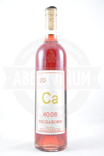 Vino Troiabomb Progetto Calcarius IGP Puglia Rosso 2018 - Valentina Passalacqua