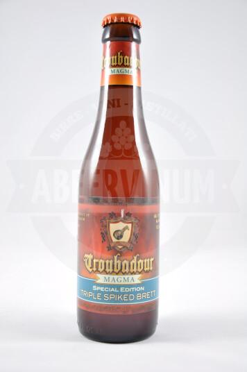 Birra Troubadour Magma Triple Spiked Brett