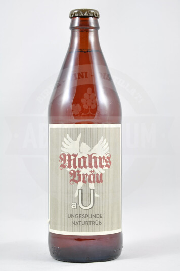 Birra Ungespundet Naturtrüb 50cl