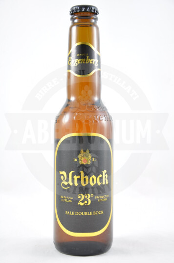 Birra Urbock 23° 33cl