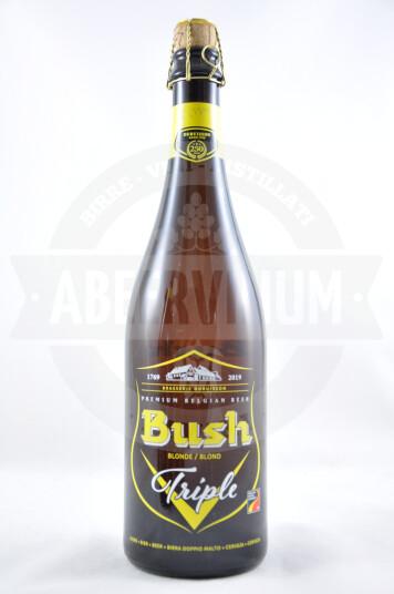 Birra Dubuisson Bush Blonde Triple 75cl