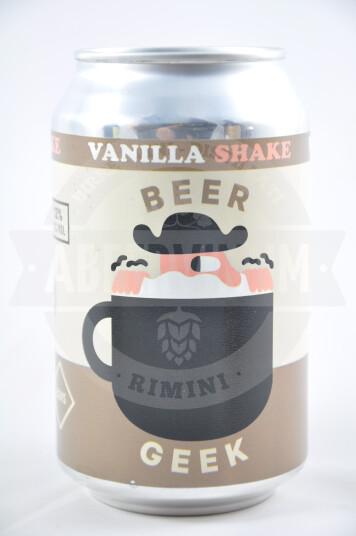 Birra Vanilla Shake Beer Geek 33cl