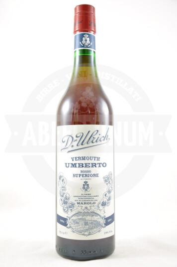 Vermouth Umberto Rosso Superiore Domenico Ulrich - Marolo