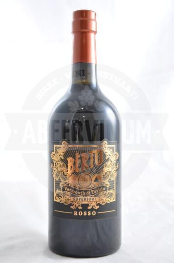 Vermouth di Torino Rosso Superiore Bérto 75cl - Antica Distilleria Quaglia