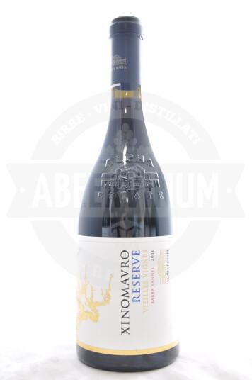 Vino Greco Ecosystem Reserve Xinomavro Vieilles Vignes Single Block ''Barba Yannis'' 2016 - Alpha Estate