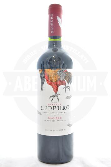 Vino Argentino Redpuro 2019 - Bodega Vinecol