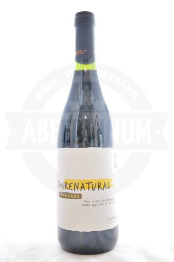 Vino Argentino Sobrenatural Bonarda 2020 - Chakana