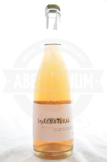Vino Argentino Sobrenatural Pet-Nat Rosé 2020 - Chakana