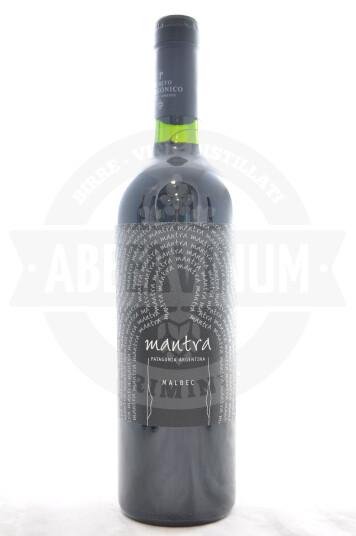 Vino Argentino Mantra Malbec 2019 - Secreto Patagonico