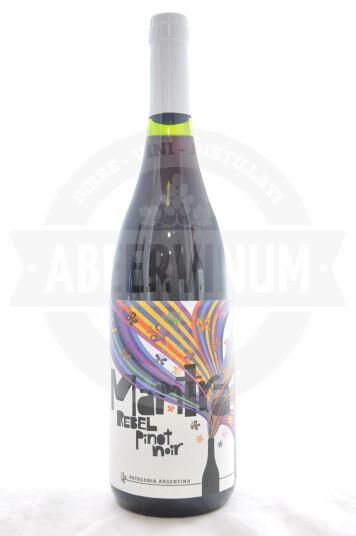 Vino Argentino Mantra Rebel Pinot Noir 2019 - Secreto Patagonico
