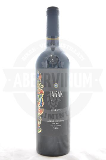 Vino Armeno Reserve 2016 - Takar