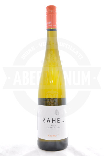 Vino Austriaco Orange T 2019 - Zahel