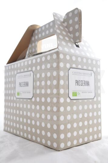 Vino Terre di Chieti IGP Passerina 2019 Bag in Box 5 Litri - Cantina Orsogna