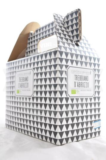Vino Trebbiano d'Abruzzo DOP 2019 Bag in Box 5 Litri - Cantina Orsogna