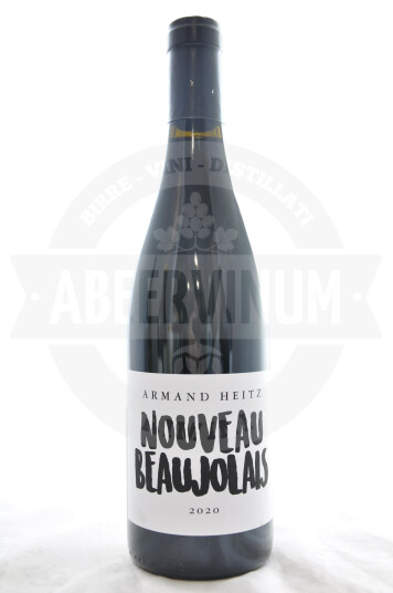 Vino Francese Beaujolais Nouveau 2020 - Armand Heitz