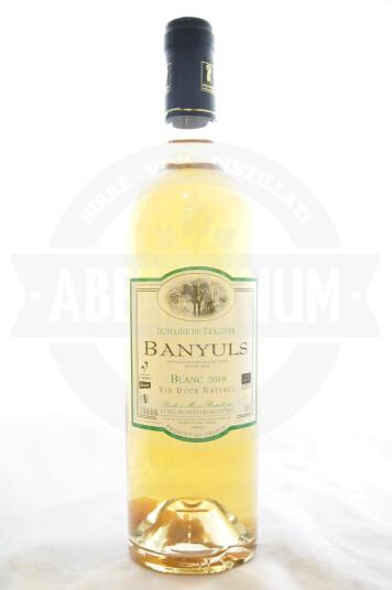 Vino Francese Banyuls Blanc 2019 - Domaine du Traginer