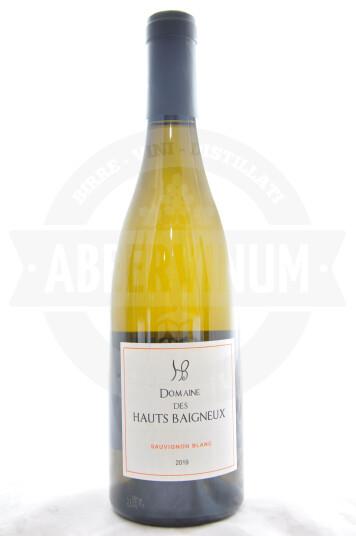 Vino Francese Touraine Sauvignon Blanc 2019 - Domaine des Hauts Baigneux