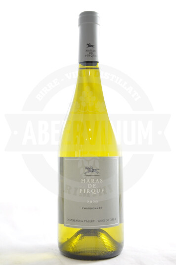 Vino Cileno Casablanca Valley Chardonnay 2020 - Haras de Pirque, Antinori