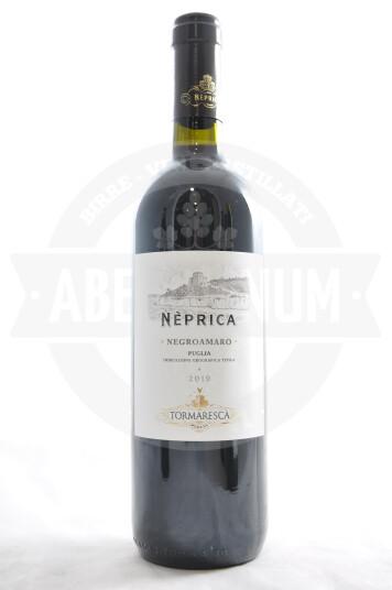Vino Nèprica Negroamaro Puglia IGT 2019 - Tormaresca