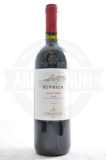 Vino Nèprica Primitivo Puglia IGT 2019 - Tormaresca