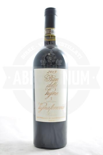 """Vino Brunello di Montalcino Riserva DOCG Pian delle Vigne """"Vignaferrovia"""" 2013 - Antinori"""