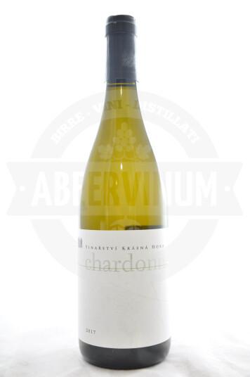 Vino Repubblica Ceca Moravia Chardonnay e Pinot Blanc 2017 - Krásná Hora Winery
