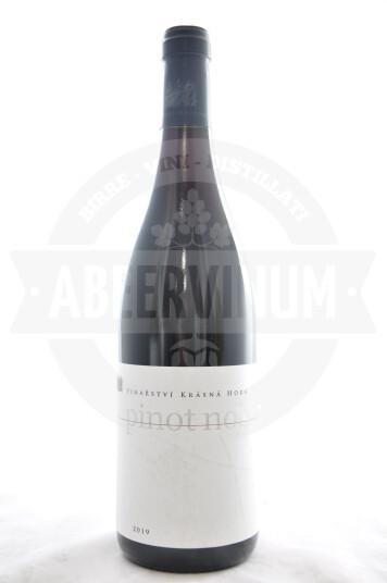 Vino Repubblica Ceca Moravia Pinot Noir 2019 - Krásná Hora Winery