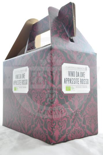 Vino Rosso Da Uve Appassite Bag in Box 5 Litri - Cantina Orsogna