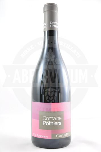 Vino Francese Cote Roannaise Rouge Clos de Puy 2017 - Domaine des Pothiers