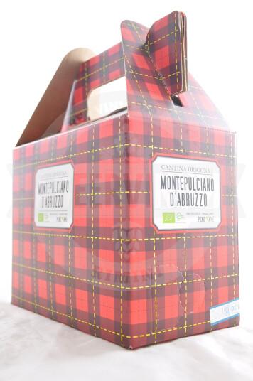 Vino Montepulciano d'Abruzzo DOP 2019 Bag in Box 5 Litri - Cantina Orsogna
