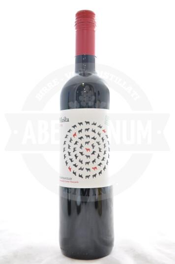 Vino Spagnolo Mesta Tempranilla 2019 - Peninsula Vinicultores
