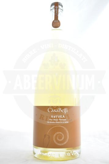 Vino Bianco Frizzante Sur Lie Colfondo Anfora Magnum - Casa Belfi