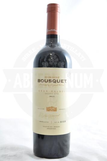 Vino Argentino Gran Malbec 2018 - Domaine Bousquet