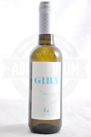 Vino Giba Bianco Vermentino di Sardegna DOC 2019 bottiglia 37.5cl - Cantina Giba