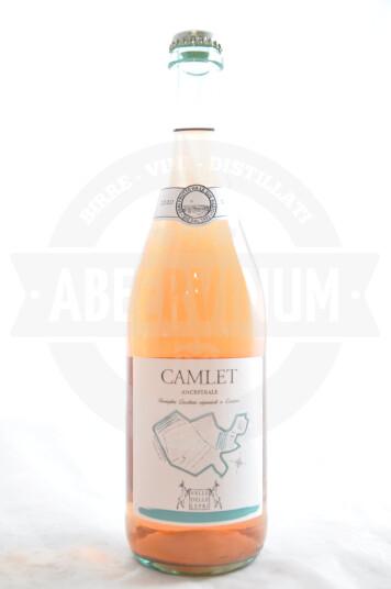 Vino Camlet Ancestrale Rubicone IGP Rosato Frizzante 2020 - Valle delle Lepri