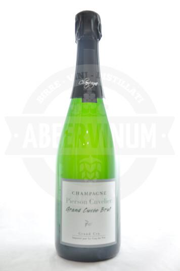 Vino Champagne Grand Cuvée Brut Grand Cru - Pierson Cuvelier