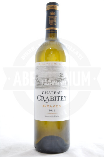 Vino Francese Graves Blanc 2019 - Chateau Crabitey