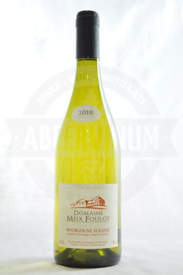 Vino Francese Bourgogne Aligoté 2018 - Domaine Meix Foulot
